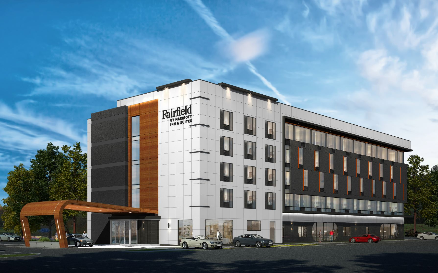 Fairfield by Marriott, Brantford ON