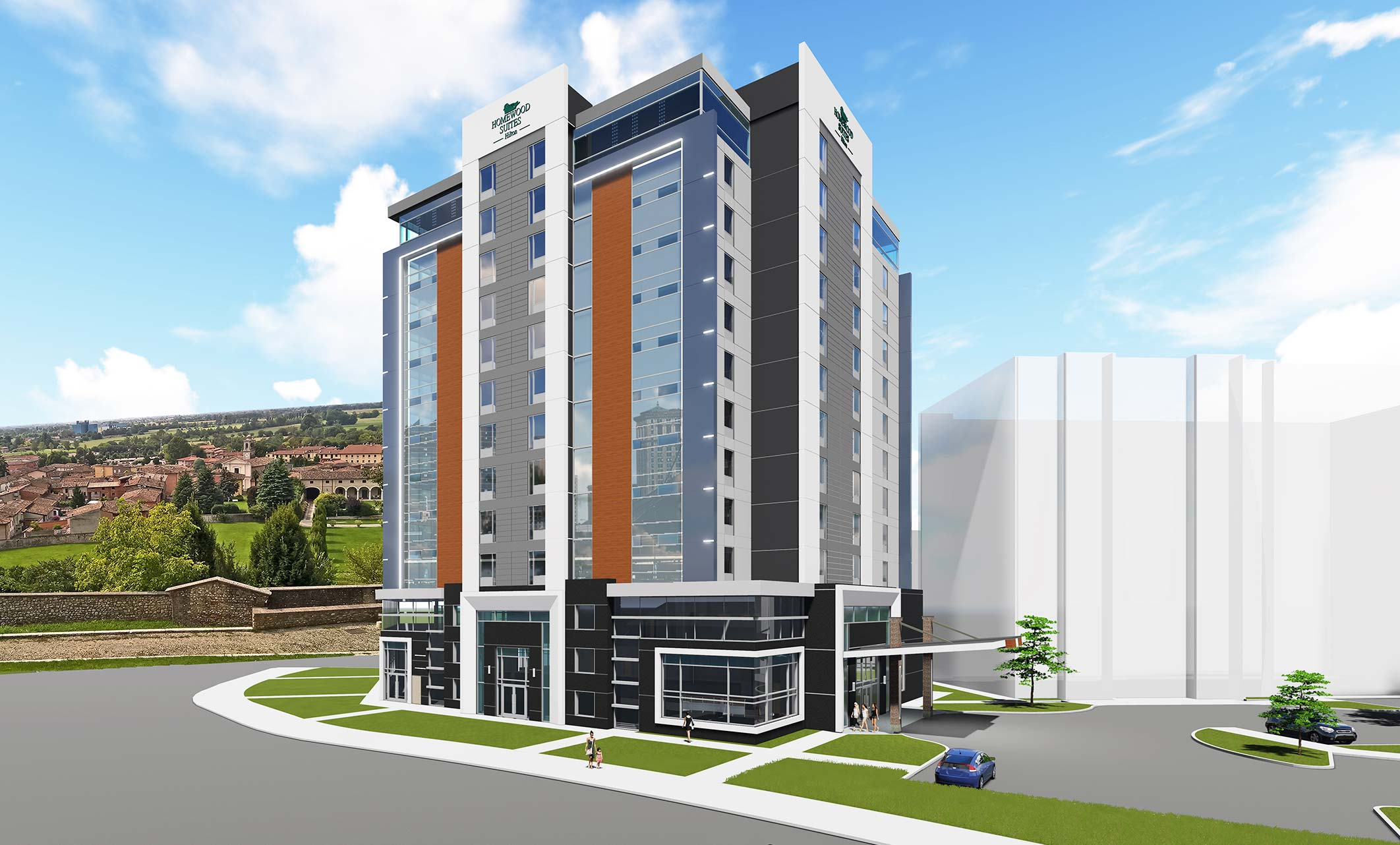 Homewood and Suites, St. Johns