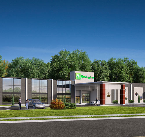 Holiday Inn Express concept