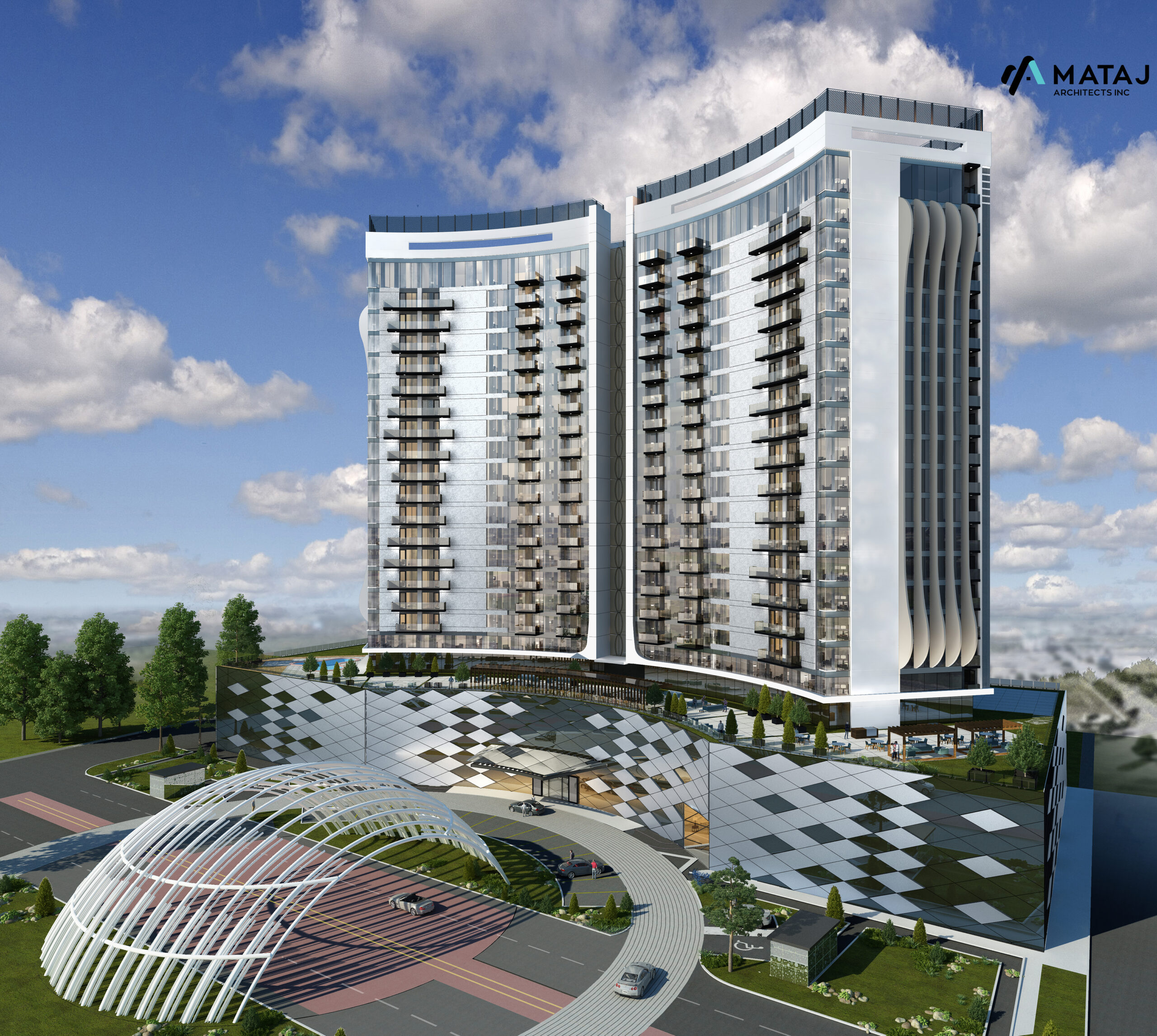 Vaughan condo development